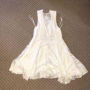 Free People Laced Dress Size 2